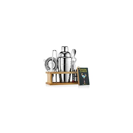 Mixology Bartender Kit with Stand