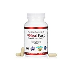 Heal Fast Surgery & Injury Recovery Supplement