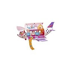 Littlest Pet Shop Pet Jet Playset Toy
