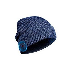 Bluetooth Beanie Hat Headphones Headset, Wireless Connection Siri Voice Control Built-in HD Stereo Speakers