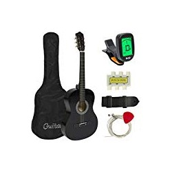 Best Choice Products 38in Beginner Acoustic Guitar Starter Kit