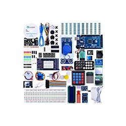 ELEGOO Mega 2560 Project The Most Complete Ultimate Starter Kit w/Tutorial Compatible with Arduino IDE