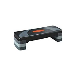 """KLB Sport 31"""" Adjustable Workout Aerobic Stepper in Fitness & Exercise"""